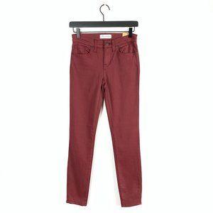 MADEWELL Stretch Mid-Rise Skinny Skinny Jeans